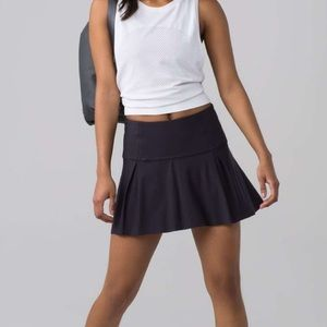 NWT LuLulemon Lost in Pace Skirt *Tall